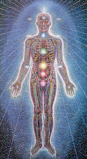 Alex Grey - Etheric body